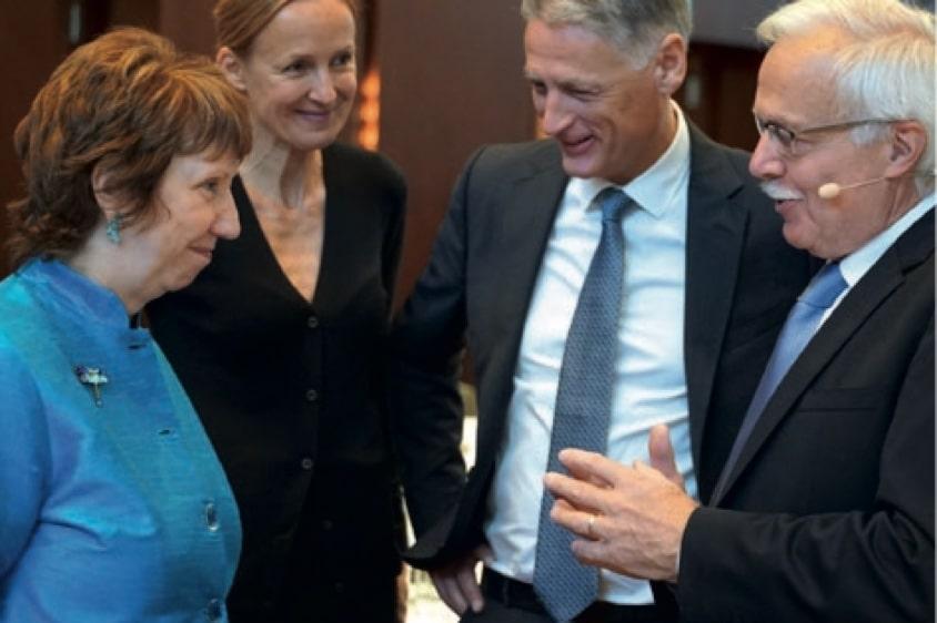 The International Negotiation Authority, Munich, Germany
