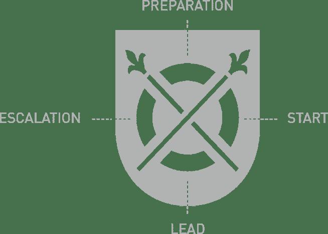 Deal advisory graphic