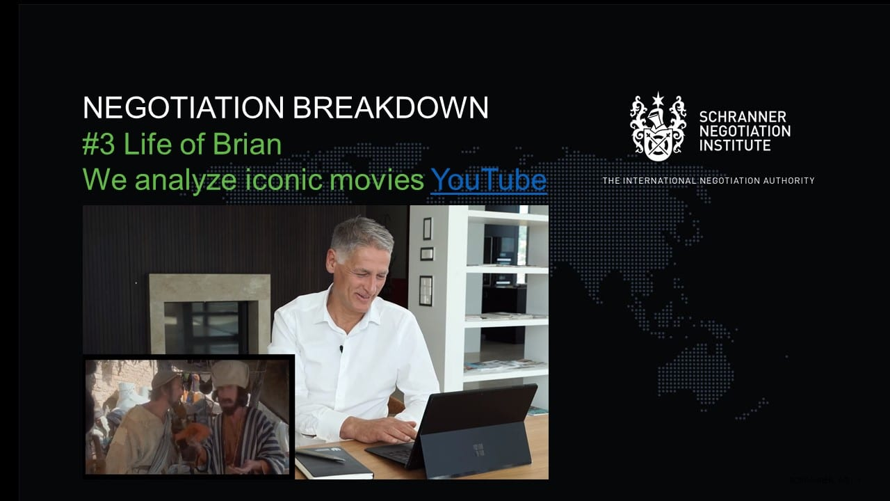 Negotiation Breakdown