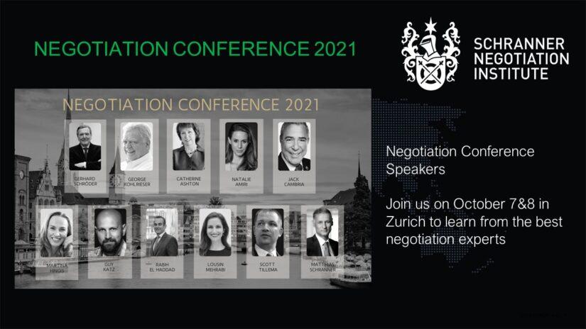 best negotiators
